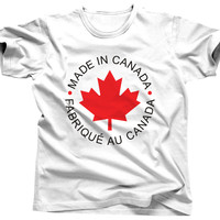 Made In Canada Shirt