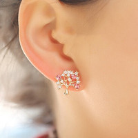 Fashion Women Stud Earrings Earrings Vintage Jewelry = 1838885444