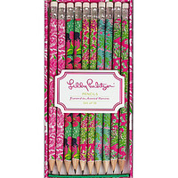 Lilly Pulitzer Assorted Pencil Set - Multi
