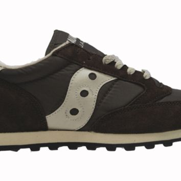 Saucony® Jazz Lo Pro - Brown/Tan