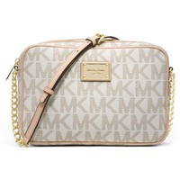 MICHAEL Michael Kors 'Jet Set Large' East/West Crossbody