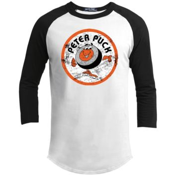 Retro Peter Puck Vintage Youth Sporty T-Shirt