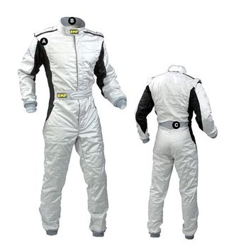 omp new arrivel car racing suit one piece coverall sports clothing polyester fit men and women not fireproof