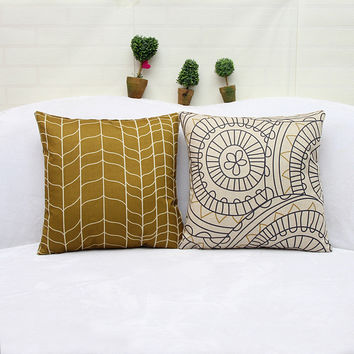 Home Decor Pillow Cover 45 x 45 cm = 4798381252