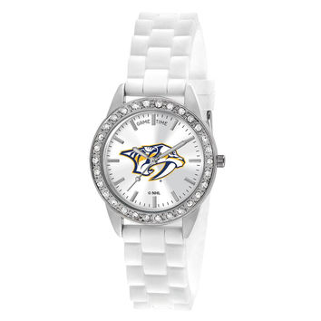 Nashville Predators NHL Women's Frost Series Watch