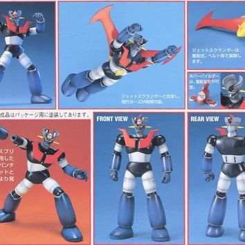 Mazinger Z 15cm high model building Scale model toy