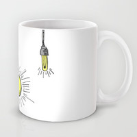 You Light Up My Life Mug by The Nested Turtle