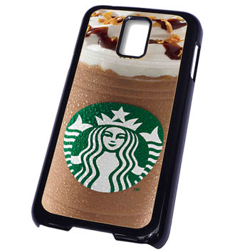 starbucks drawing FOR SAMSUNG GALAXY S5 CASE**AP*