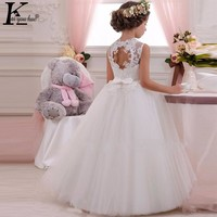 Summer Girls Dress Elegant Children Clothing Performance Kids Dresses For Girls Princess Wedding Dress Costume