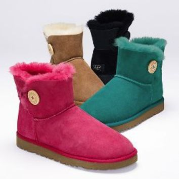 Mini Bailey Button Boot - UGG Australia - Victoria's Secret