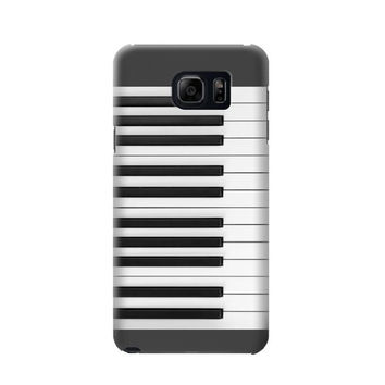 P2082 One Octave Piano Phone Case For Samsung Galaxy S6 edge plus