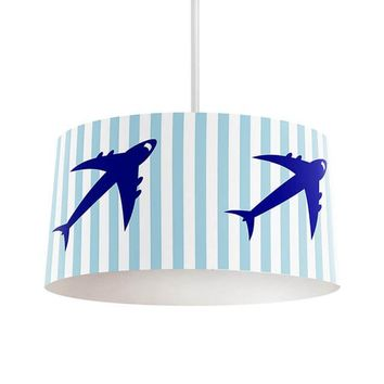 Jet Airplane Pendant Lamp