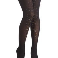 Jewel Be Glad Tights | Mod Retro Vintage Tights | ModCloth.com
