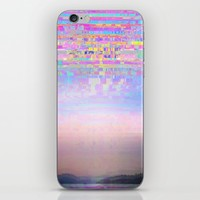 Displaced iPhone & iPod Skin by Dood_L