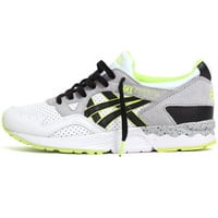 Gel-Lyte V Sneakers White / Black / Neon Green