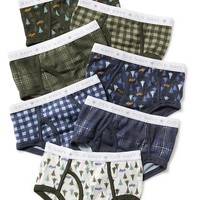 Old Navy Patterned Brief 7 Pack