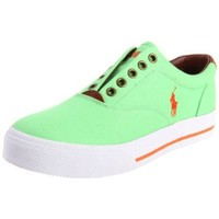 Polo Ralph Lauren Men's Vito Sneaker - designer shoes, handbags, jewelry, watches, and fashion accessories | endless.com
