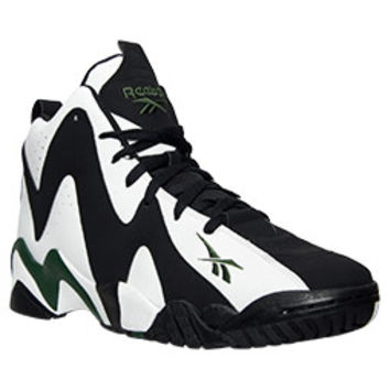 Men's Reebok Kamikaze Ii Mid Retro Basketball Shoes | Finish Line