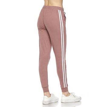 Varsity Stripe Jogger Leggings