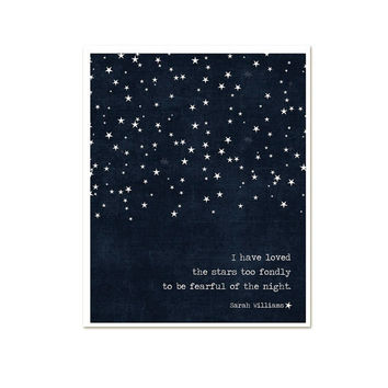 I Have Loved the Stars Too Fondly To Be by hairbrainedschemes