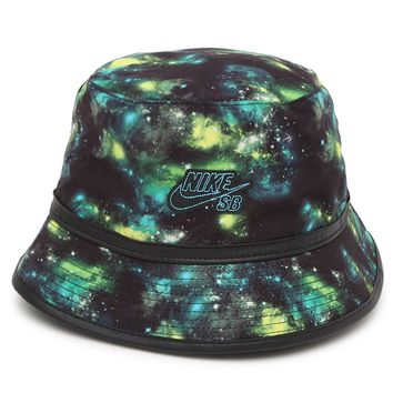 Nike SB Nebula Bucket Hat - Mens Backpack - Galaxy Blue - Large