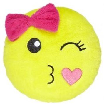 Fantastic Smiley Face Pillow Girls Room Decor From Justice Download Free Architecture Designs Rallybritishbridgeorg