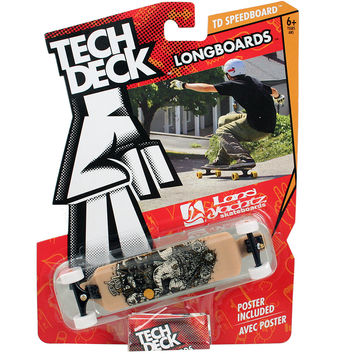 Tech Deck Longboards [Land Yachtz]
