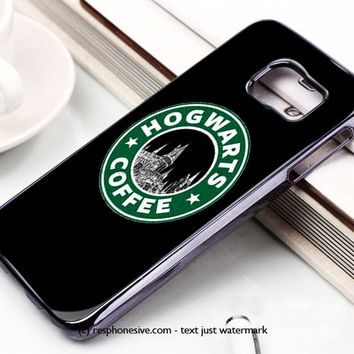 Hogwarts Coffee Samsung Galaxy S6 and S6 Edge Case