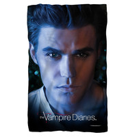 VAMPIRE DIARIES/STEFAN EYES-FLEECE BLANKET