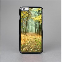 The Subtle Gold Autumn Forrest Skin-Sert for the Apple iPhone 6 Skin-Sert Case