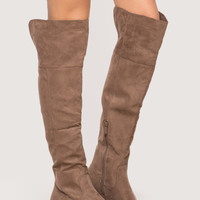 On The Cuff Boot