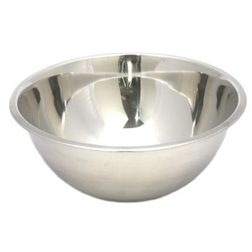 Stainless Steel Mixing Bowl, 8 qt - CASE OF 48