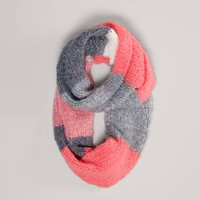AEO Colorblock Loop Scarf | American Eagle Outfitters