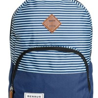 Benrus Bulldog Stripe Backpack