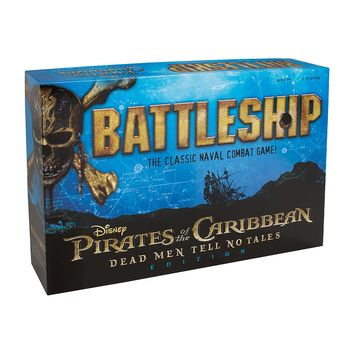 Battleship: Pirates of the Caribbean - Dead Men Tell No Tales