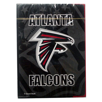NFL Atlanta Falcons Official Playing Cards