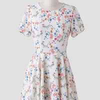 Bellevue Floral Dress