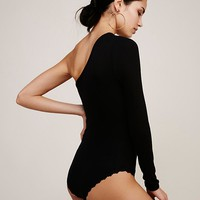 Free People Over My Shoulder Bodysuit