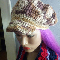 Stylish Newsboy Hat