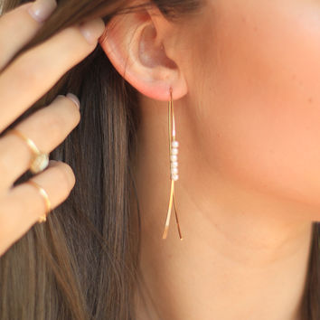 At The Crossroad Earrings