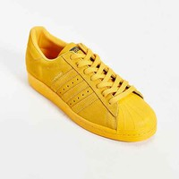 adidas Originals Shanghai Superstar 80's Sneaker- Gold