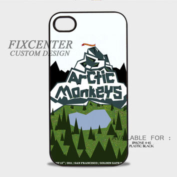Arctic Monkeys Album - iPhone 4/4S Case