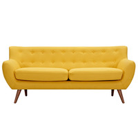 Ida Sofa Papaya Yellow