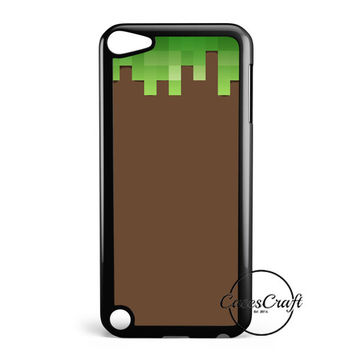 Minecraft Melted iPod Touch 5 Case