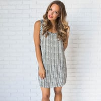 One Way Or Another Stripe Dress