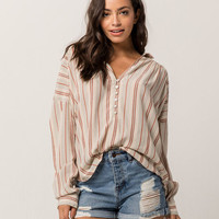 AMUSE SOCIETY Sunny Shores Womens Top