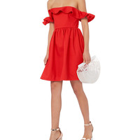 Apiece Apart Novella Maria Mini Dress - INTERMIX®