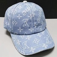 Perfect Louis Vuitton LV  Women Men  Fashion Casual Cap