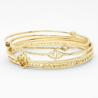 Women's Kendra Scott 'Jordana' Bangles (Set of 5)