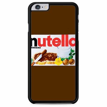 Nutella Bottle iPhone 6 Plus/ 6S Plus Case